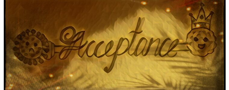 Acceptance, foundation for healing